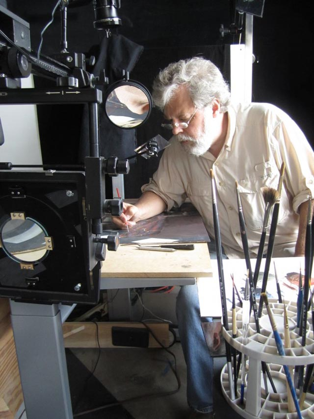 Tim Jenison's Vermeer Optical Machine Hypothesis