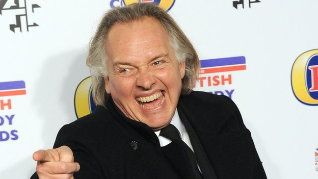 Rik Mayall (1958-2014), Best Known For His Role as Rick on 'The Young Ones'