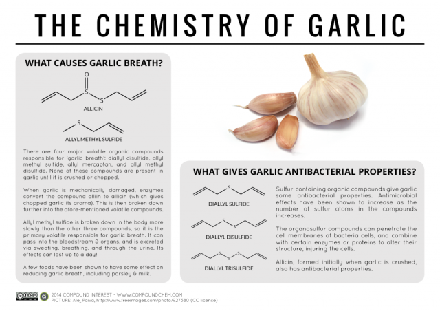 Garlic Breath