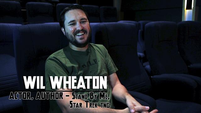 Wil Wheaton
