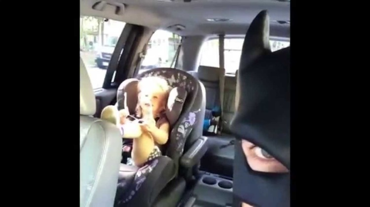 BatDad Returns for Father's Day With His Eighth Compilation of Funny Vine Videos