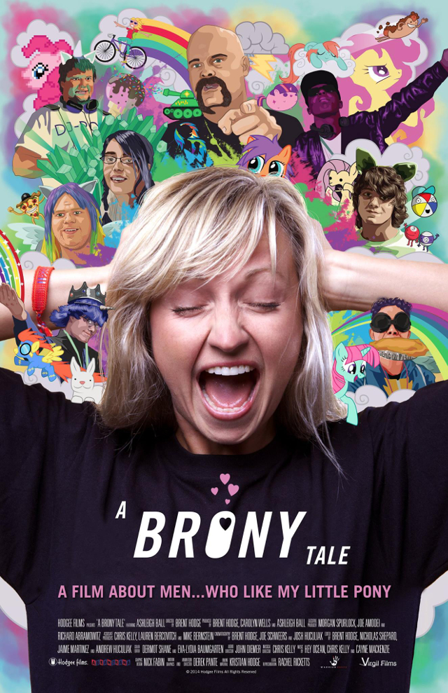 A Brony Tale, A Documentary About the Adult Men Who Love the Animated Series 'My Little Pony: Friendship Is Magic'