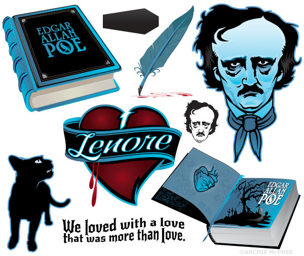 edgar_allan_poe_tattoos_2