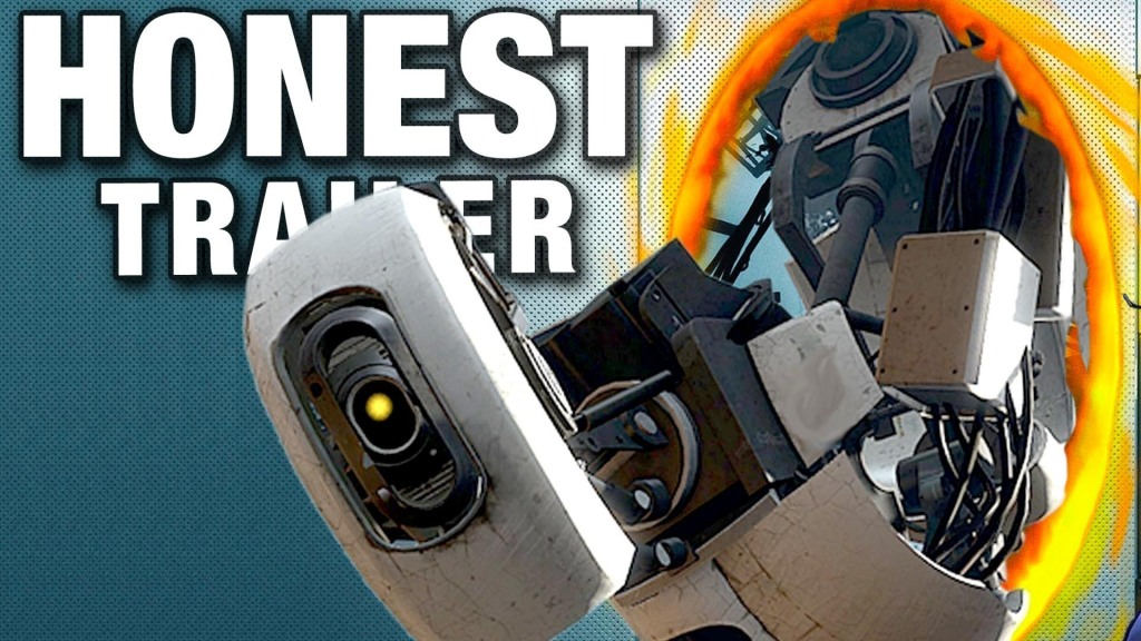 Honest Game Trailers – The 'Portal' Video Game Series by Screen Junkies and Smosh