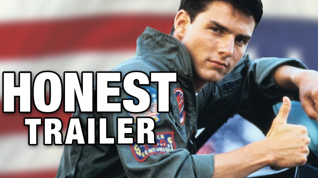 Honest Movie Trailers – Top Gun by Screen Junkies