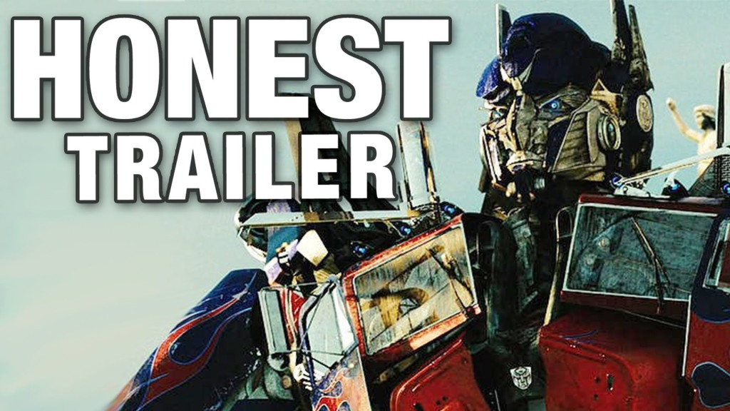 Honest Movie Trailers – Transformers: Revenge of the Fallen by Screen Junkies