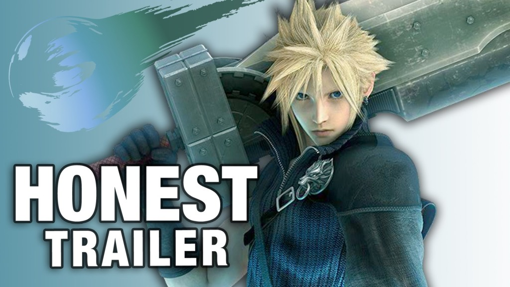 Honest Video Game Trailers – Final Fantasy VII by Screen Junkies and Smosh