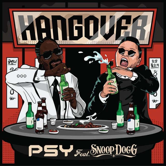 PSY Hangover