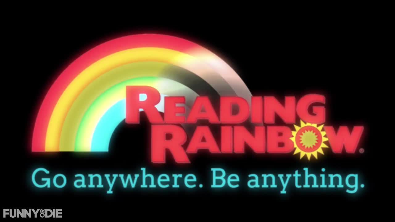 An Updated Version of the 'Reading Rainbow' Theme Song Showcasing the True Power of Books by ...