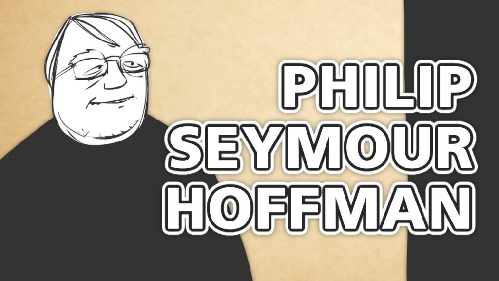 The Late Phillip Seymour Hoffman Discusses the Concept of Happiness In 2012 Interview Animated By PBS