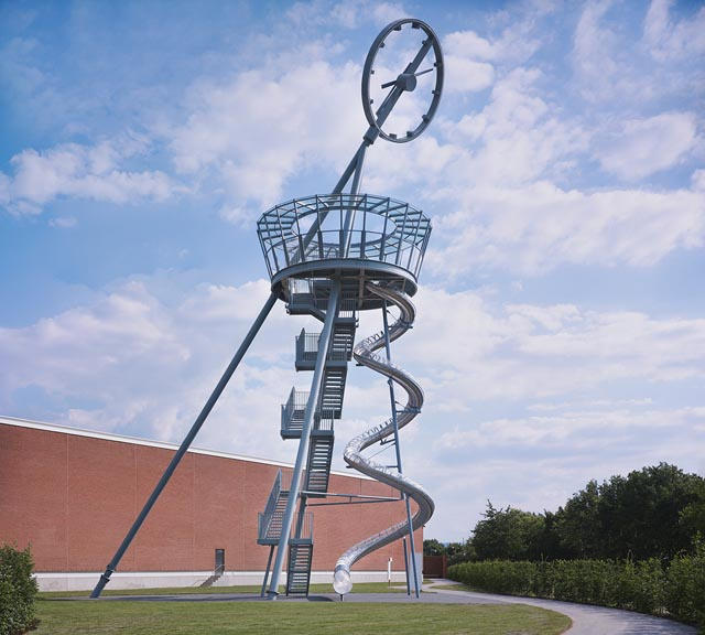 Vitra Slide Tower