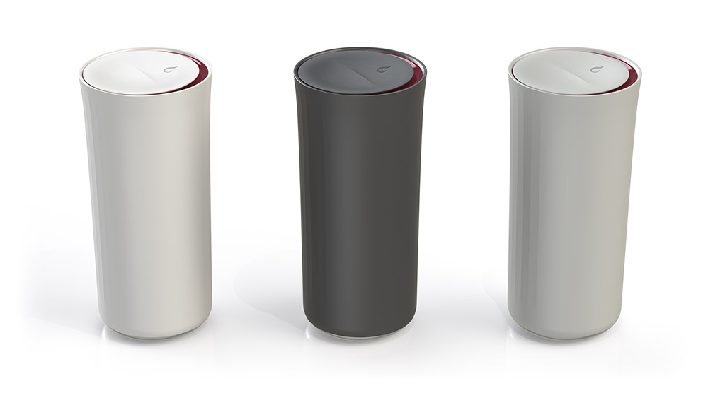 Vessyl, A Smart Beverage Container That Recognizes and Tracks Everything You Drink