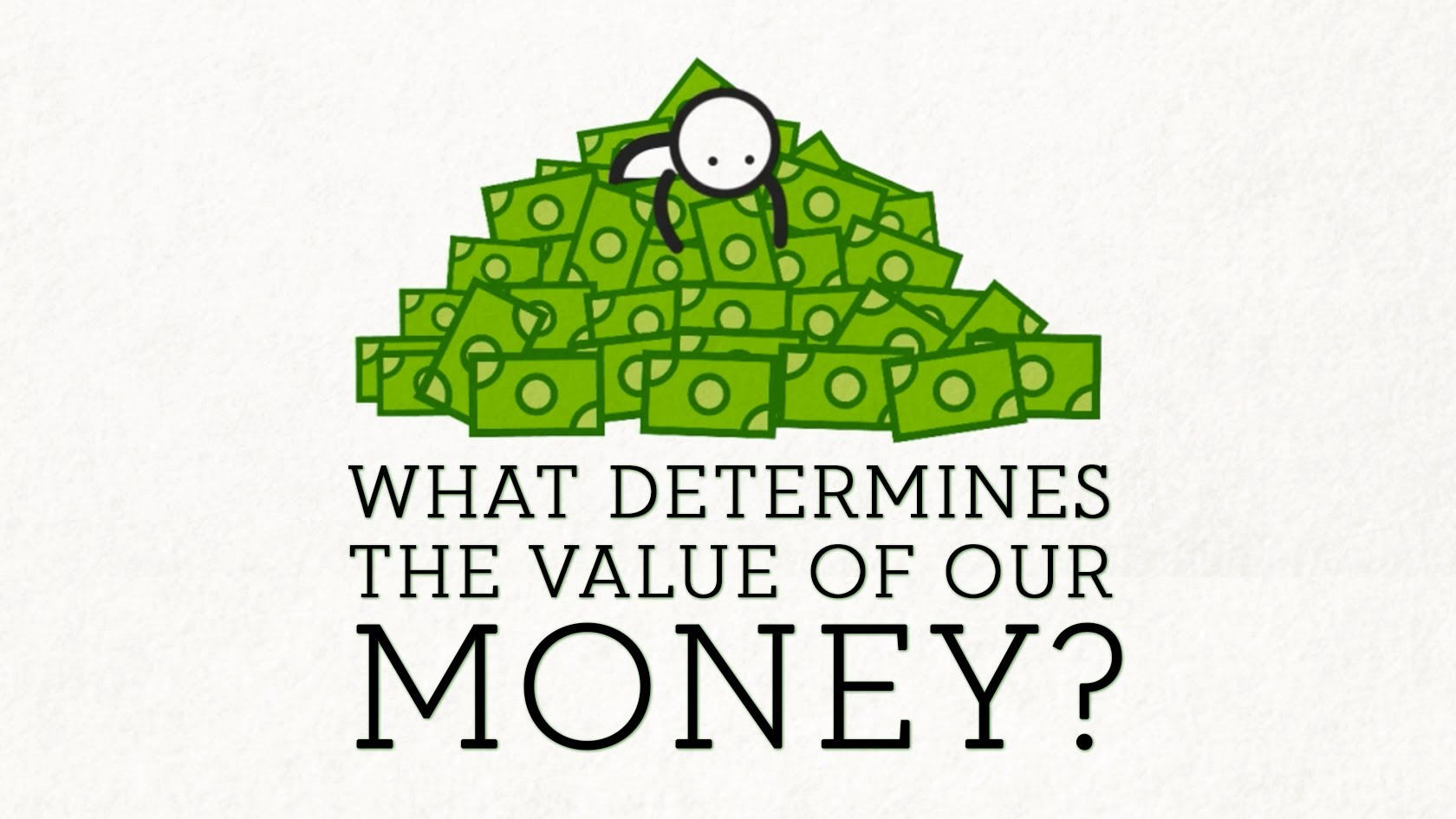 A Fascinating TED-Ed Animation About the Economics of Paper Currency