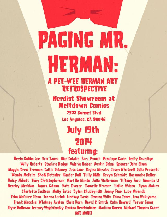 Paging Mr. Herman