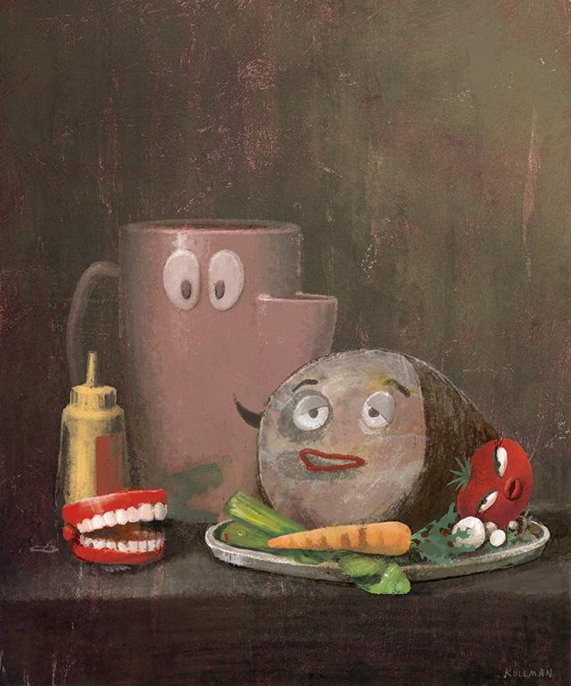 Still Life by Ilyse Kullman
