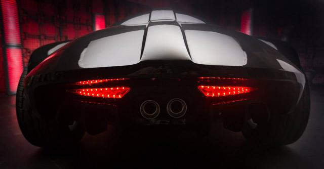 Hot Wheels Life-Size Darth Vader Car