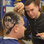 Remarkably Detailed Hair Art by Barber and Artist Rob The Original