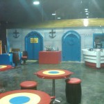 Restaurant Based on the Krusty Krab From the Animated Television Series 'SpongeBob SquarePants' Opens in Palestine