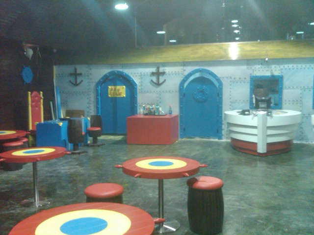 Restaurant Based on the Krusty Krab From the Animated ...