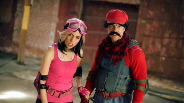 Mario Warfare 8 Screens