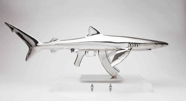 Shark Guns by Christopher Shulz