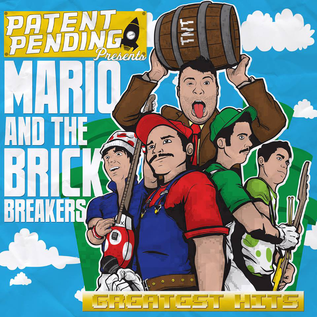 Mario & the Brick Breakers