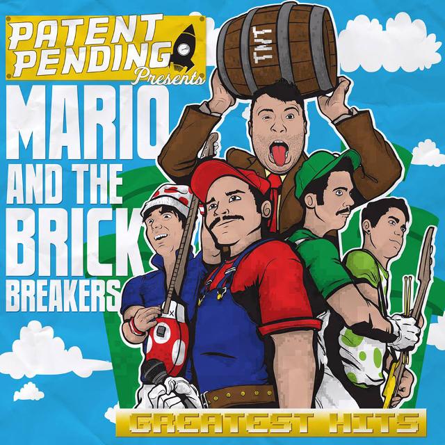 Mario & the Brick Breakers