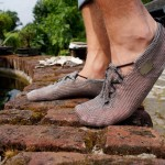 Paleo Ultra, 'Barefoot' Running Shoes Made From Stainless Steel Chainmail