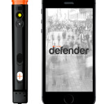 The Defender, A Portable Safety System With Pepper Spray, a Siren, Triangulation, Notifications and a Camera Built-In