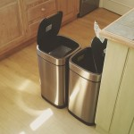 Two Motion Sensor Trash Cans Setting Each Other Off in an Infinite Loop