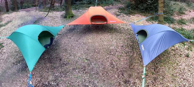 Tentsile Tree Tents Tents That Tie To Trees For A