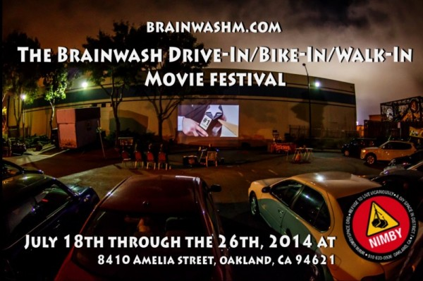 The 20th Annual Brainwash Movie Festival