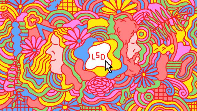 LSD by Clay Hickson