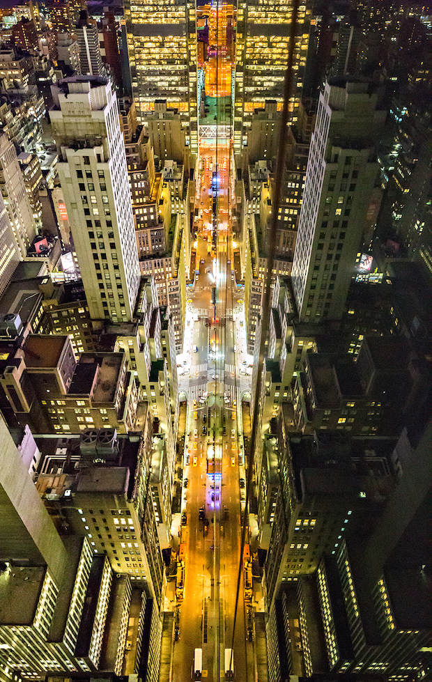 'Reflections from Above', A Photo Series of Symmetrical Cityscapes Captured in the Reflective Facades of Skyscrapers