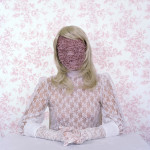 'Lady Things', Wonderfully Odd Portraits of Women Obscured by Feminine Objects