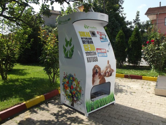 Pugedon Recycling Box