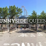 A Multi-Panel Video Tour of Sunnyside, Queens Shot on an iPhone in Portrait Mode