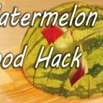 A Simple Way to Prepare and Serve a Watermelon That is Great for Parties or Sharing With Friends