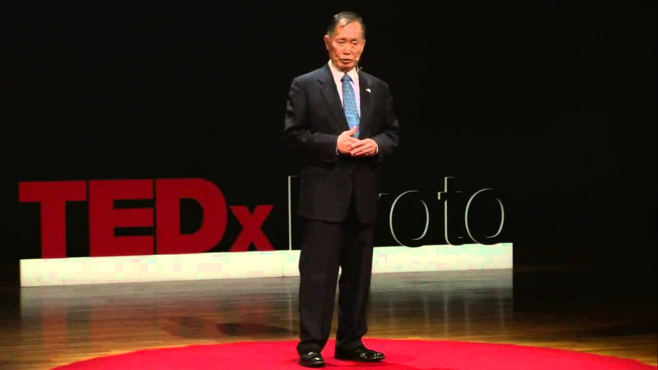 A TED Talk by George Takei About How Living in an Internment Camp Affected His Outlook on Social Justice