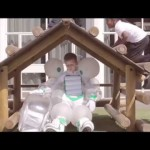 Adorable Promotional Video for a First Aid Program for Parents Imagines a Boy's Life in an Inflatable Safety Suit