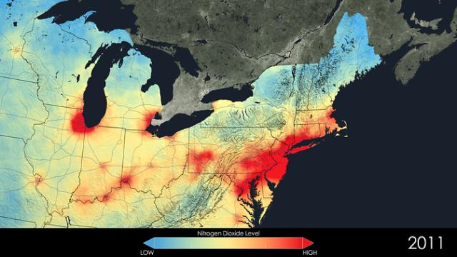 Air Quality 2011