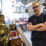 An In-Depth Tour of MythBuster Adam Savage's San Francisco Workshop