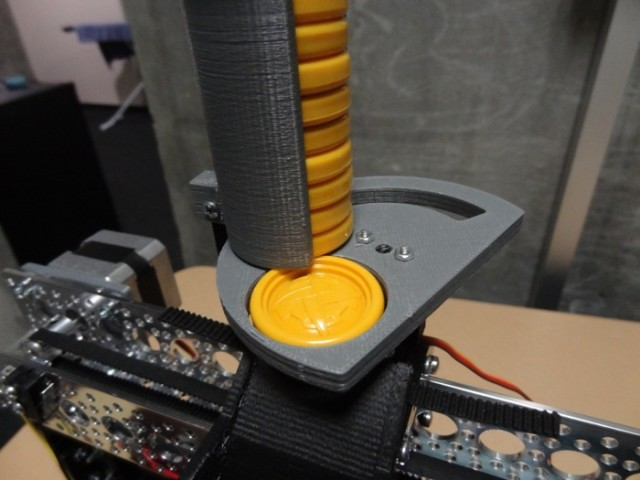 Connect Four Robot