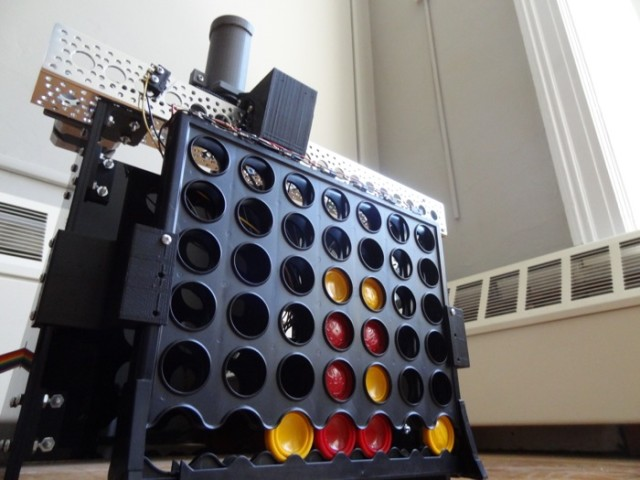 Connect Four Robot