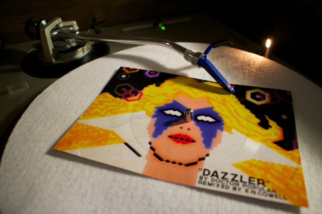 Dazzler Playable Postcard Single by Doctor Popular