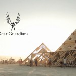 Dear Guardians, A Short Film About the Volunteers Who Watch Over the Monumental Temple Sculpture at Burning Man