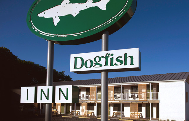 Dogfish Inn, A Hotel by Dogfish Head Brewery Featuring Beer-Themed Amenities