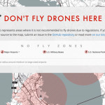 Don't Fly Drones Here, A Crowdsourced Map of Local Drone No-Fly Zones in the US and Canada