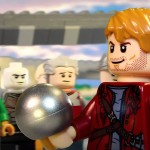 LEGO Stop-Motion Animated Version of the First Television Spot for Marvel's Film 'Guardians of the Galaxy'