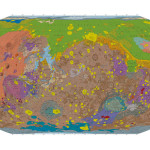 An Incredibly Detailed Geologic Map of Mars